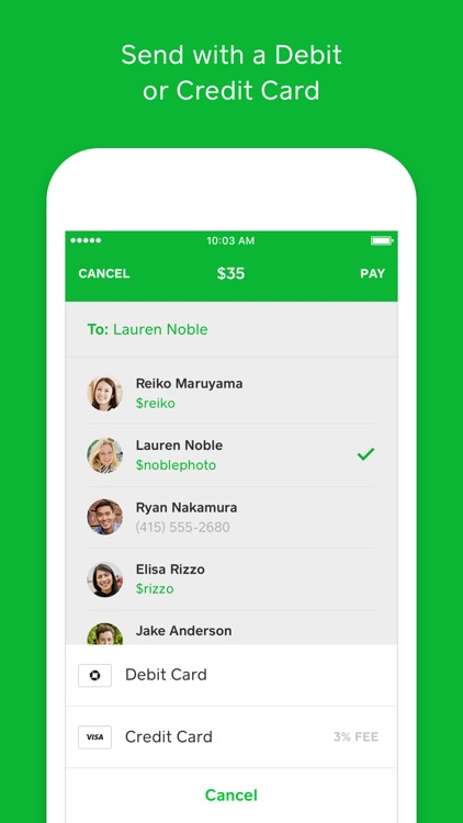 Cash App - Send and Receive Money