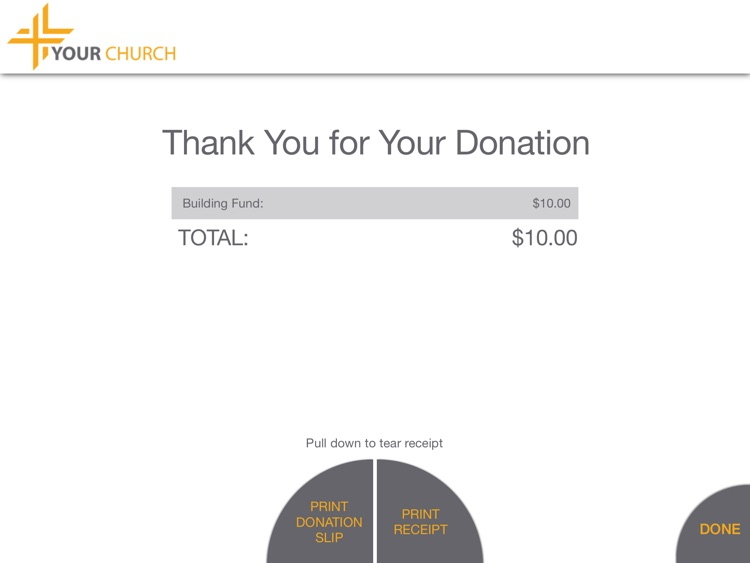 Give by Kiosk screenshot-3