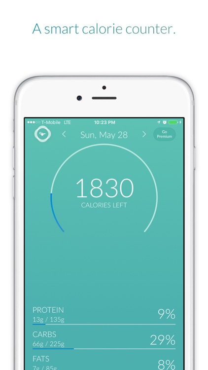FitGenie - Calorie Counter & Food Tracker
