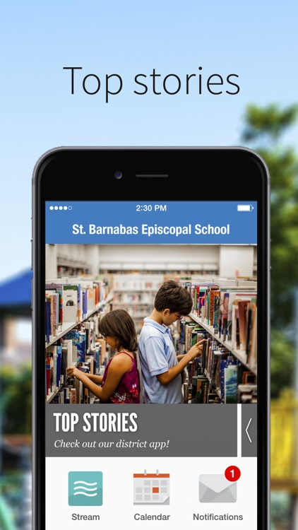 St. Barnabas Episcopal School screenshot-1