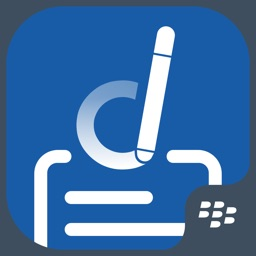 Notate Docs for Blackberry