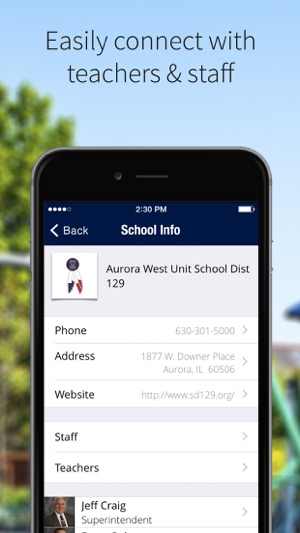 West Aurora 129 On The App Store