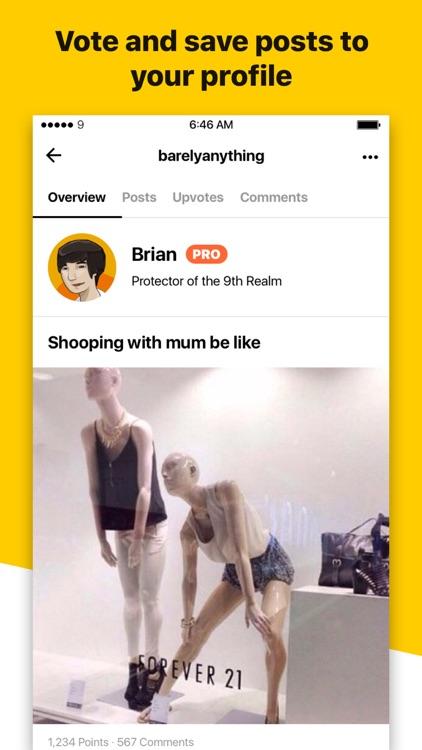 9GAG: Best LOL Pics & GIFs screenshot-4