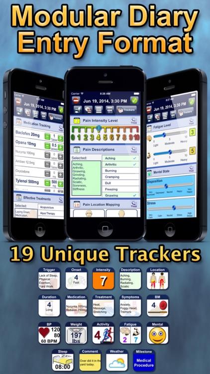 Chronic Pain Tracker Lite