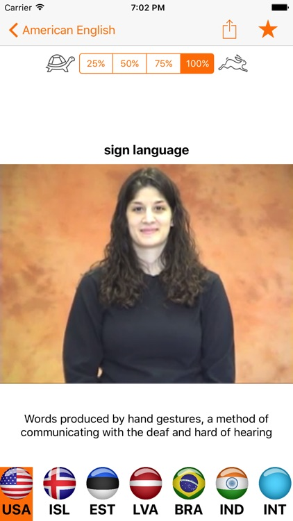 Spread The Sign - The Sign Language Dictionary