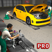 Car Repair Auto Mechanic: Customize & Test Drive