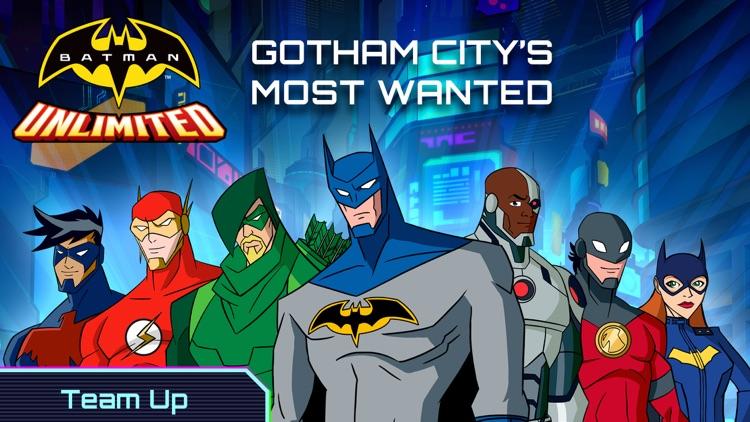 Batman Unlimited: Gotham City's Most Wanted screenshot-0