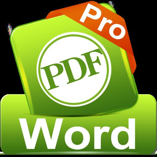 Convert PDF to Word Pro
