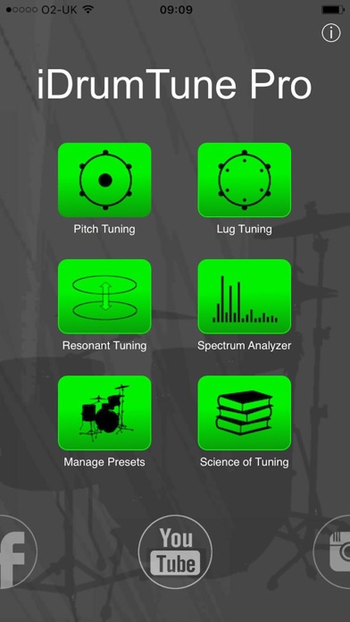 Drum Tuner - iDrumTun... screenshot1