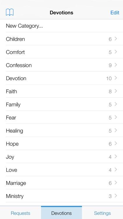 Prayer App - Christian Journal screenshot-4