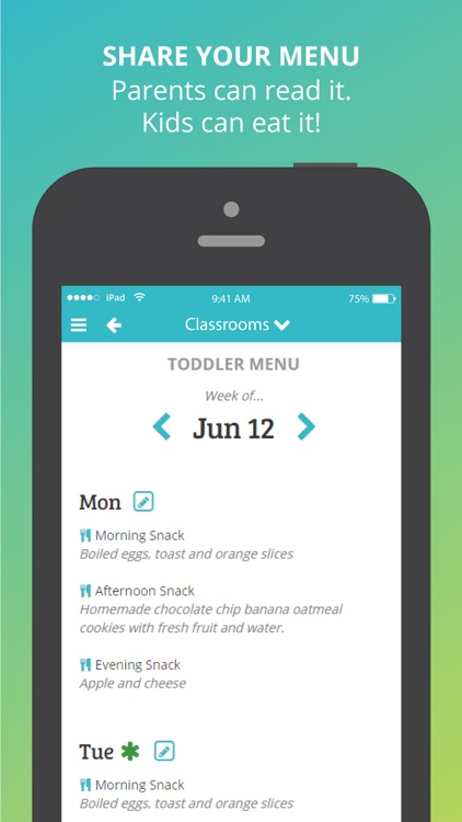 HiMama – The Childcare App screenshot-4
