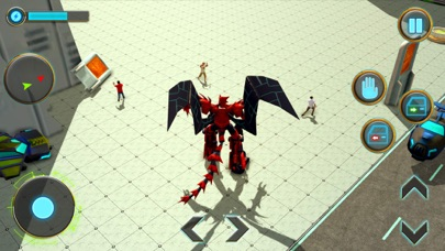 Incredible Dragon Robot 3DScreenshot of 4