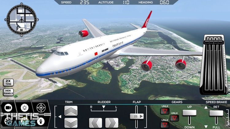 Flight Simulator FlyWings 2014
