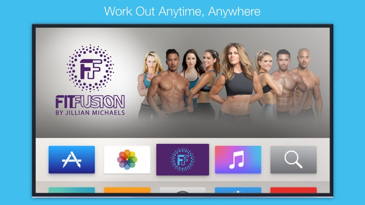 FitFusion by Jillian Michaels