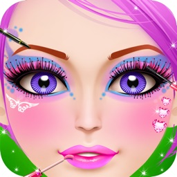 Show Girl Makeup Salon for girls
