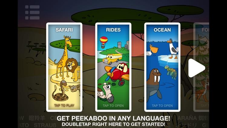 Peekaboo HD Safari screenshot-3