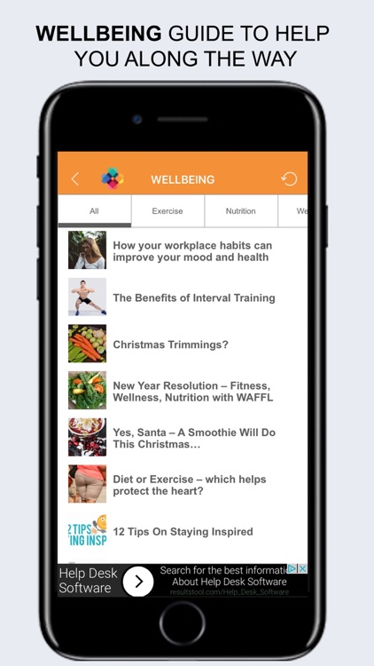 WAFFL Personal Fitness Trainer screenshot-4