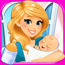 My Newborn Baby & Mommy Care:  Pregnancy Games