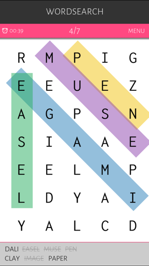 Word Search Simple on the App Store