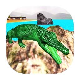 Hungry Crocodile 3D Evolution : Attack in the Wild