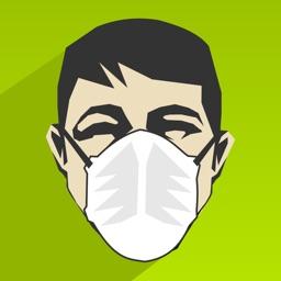 Haze Today - AQI / API, Pollution & Fire Spots