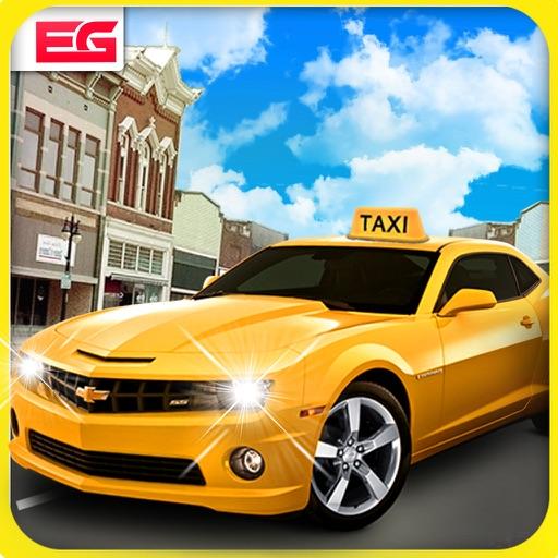 Taxi Driver Car Simulator : Speed Test Car Parking iOS App