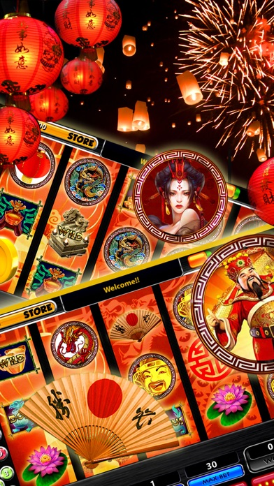 Lucky Orient Slots Win International Jackpot Party