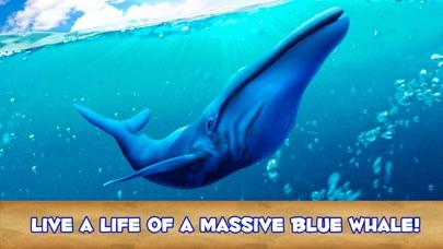 Blue Whale Undewater Survival Simulator 3D-0