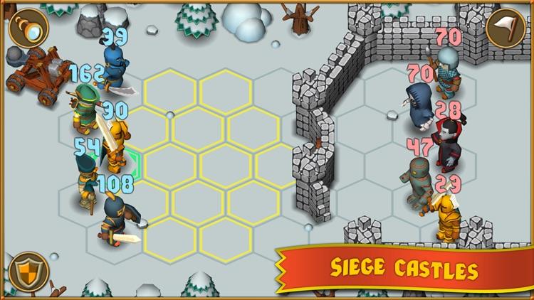 Heroes : A Grail Quest screenshot-3