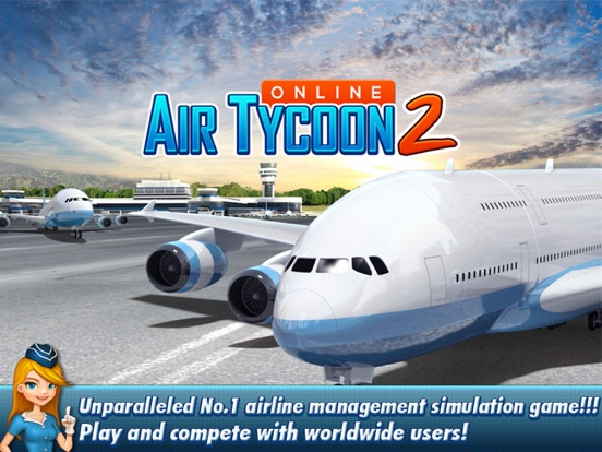 AirTycoon Online 2 For iOS Drops To Free For First Time In Six Months