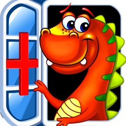 Dino Hospital -Dinosaur Doctor Games for Baby Kids