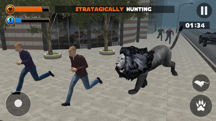 Super Lion Simulator ™ screenshot-3