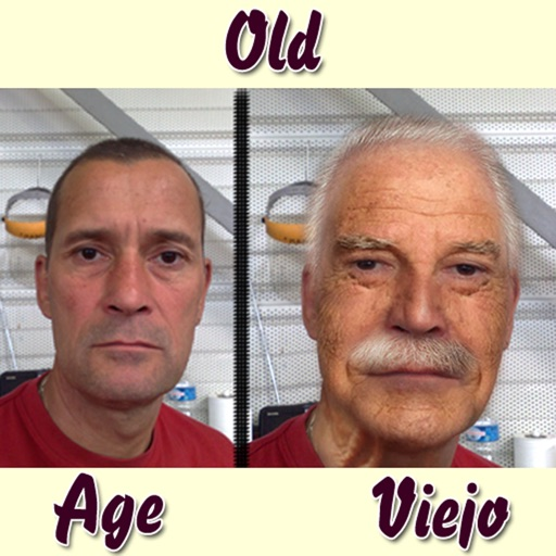 OLD BOOTH MAGIC - AGING FACE