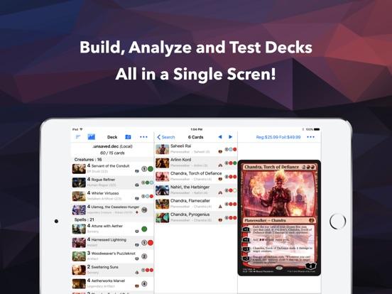Decked Builder HD на iPad