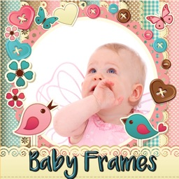 Baby Photo Frames & Stickers – Cute Camera Editor