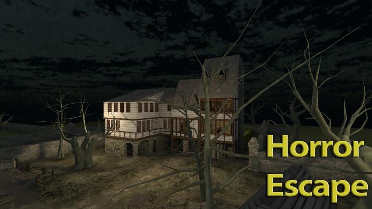 Horror escape 3D DetectiveLite screenshot-0