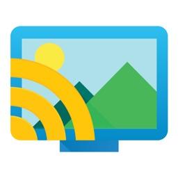LocalCast for Chromecast streams local & webvideos