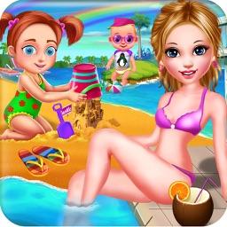 Summer Beach Family Holidays