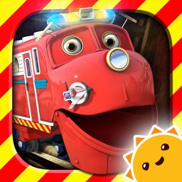 Ícone do app Chug Patrol: Ready to Rescue - Chuggington Book