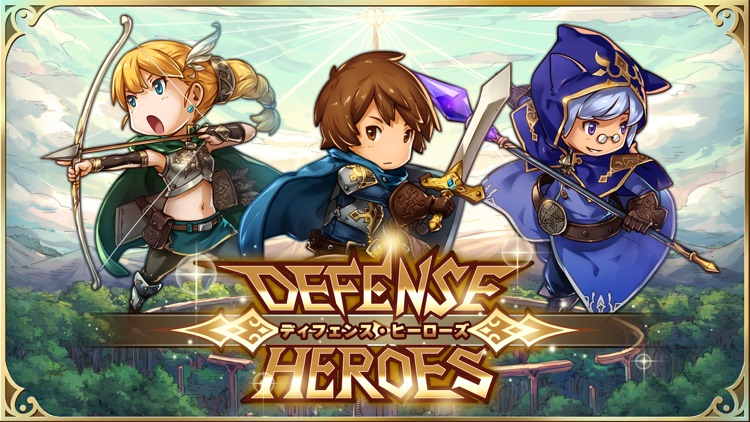 Defense Heroes screenshot-0