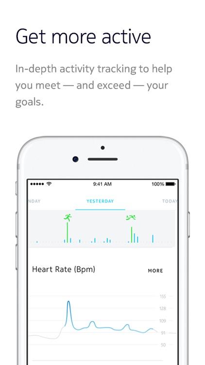 Nokia Health Mate screenshot-3