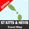 SAINT KITTS & NEVIS – GPS Travel Map Navigator