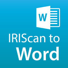 ‎IRIScan to Word