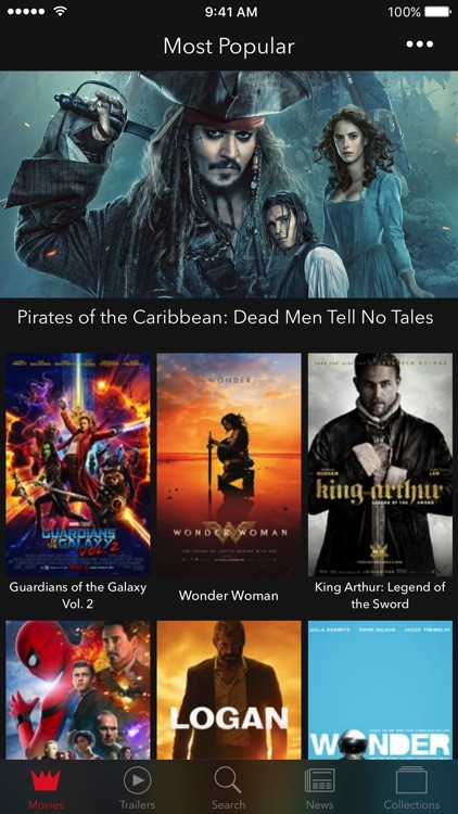 Movie Master - Movies & Trailers