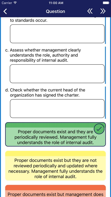 IACOP Quality Assessment Guide by Nikita Mobile LLC