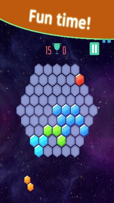 HEXA World Challenge screenshot two