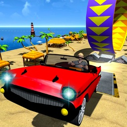 Beach Buggy Dirt Stunts