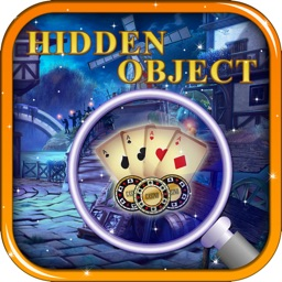 Fraud Case in Casino - Find Hidden Objects games
