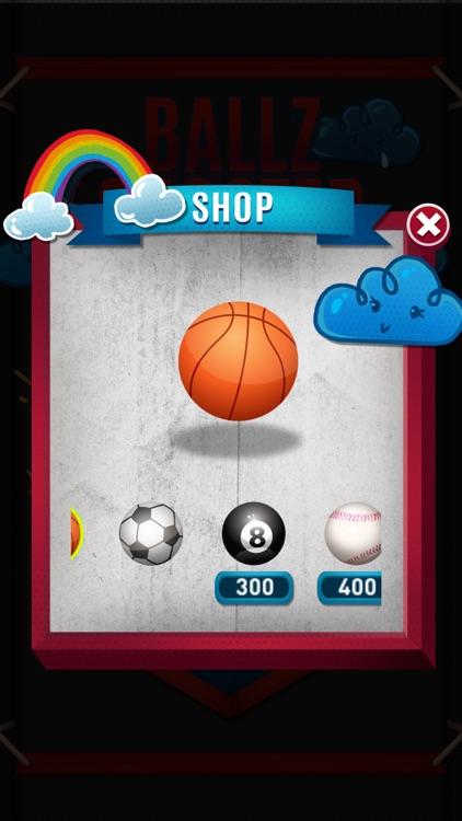 Ball-z Shooter: swipe brick breaker regler games screenshot-3