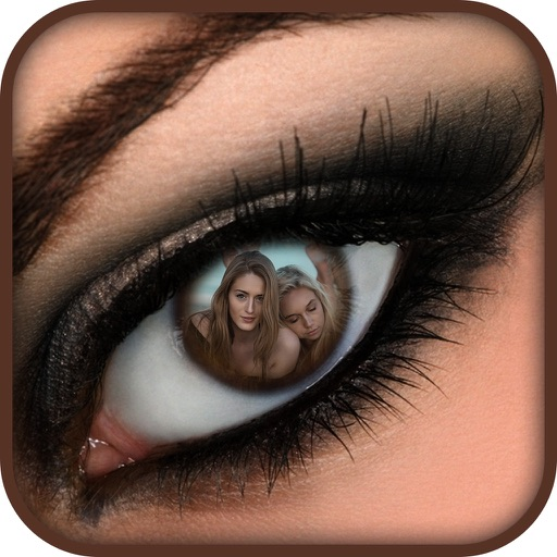 Eye Photo Frames HD